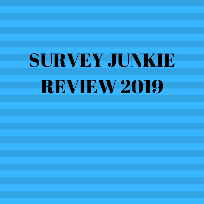 Survey Junkie review 2019