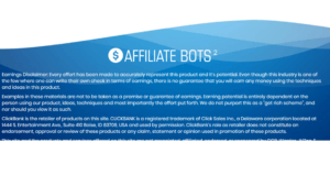 Affiliate bots 2.0 review