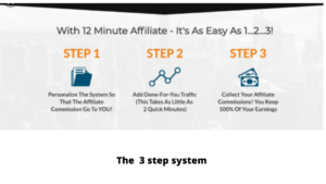 the 12 minute affiliate system