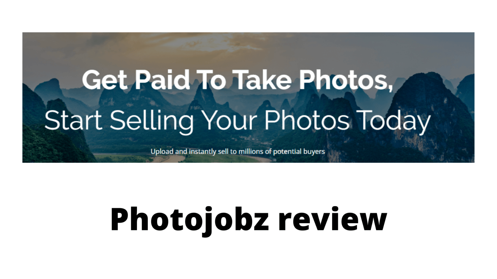 photojobz review