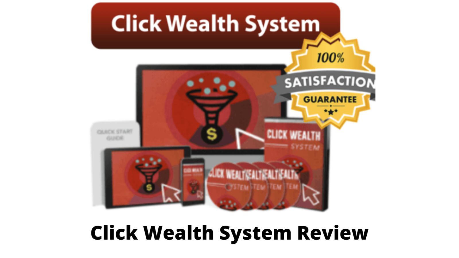 Click Wealth System Review