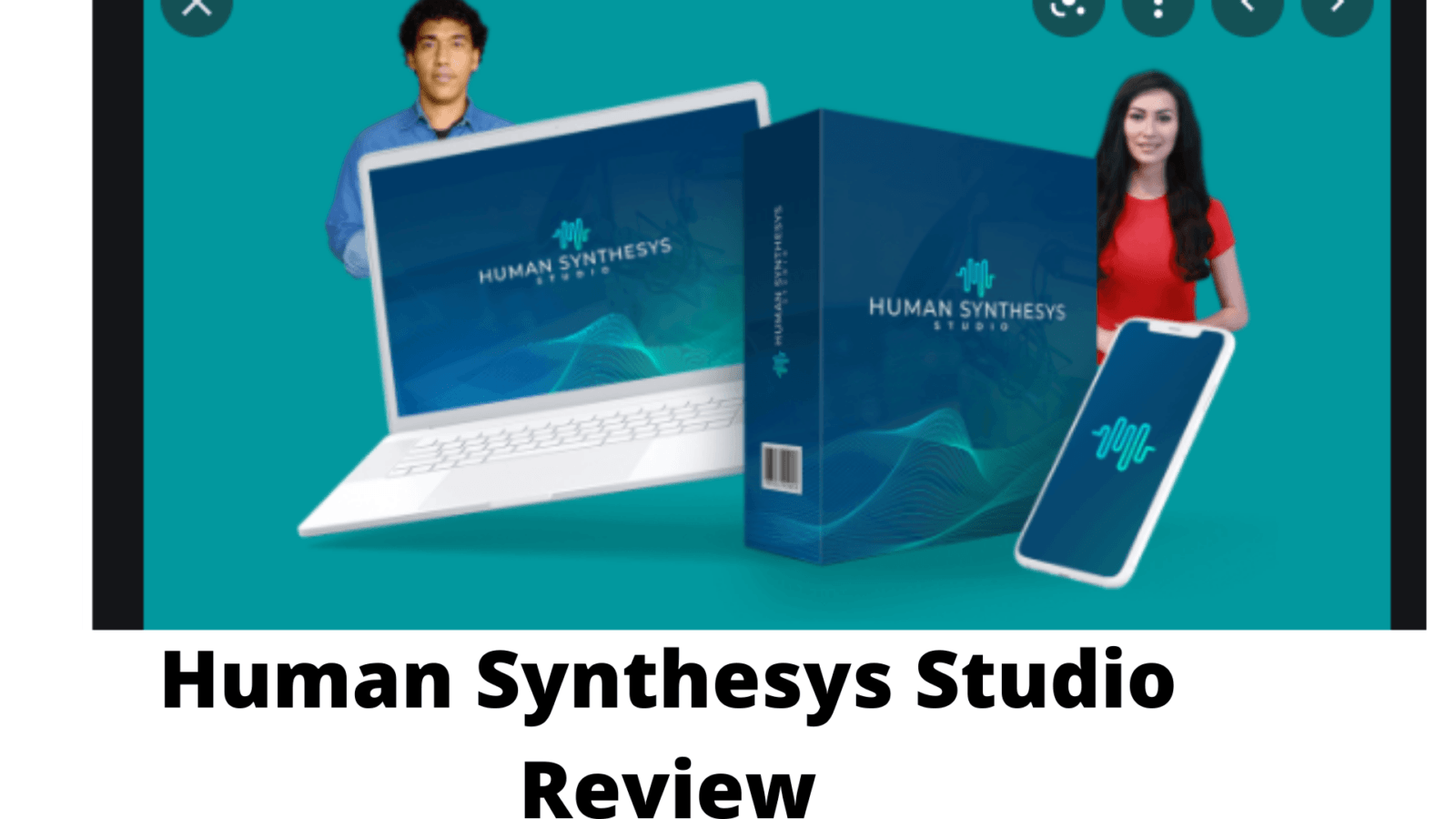Human Synthesys Studio Review