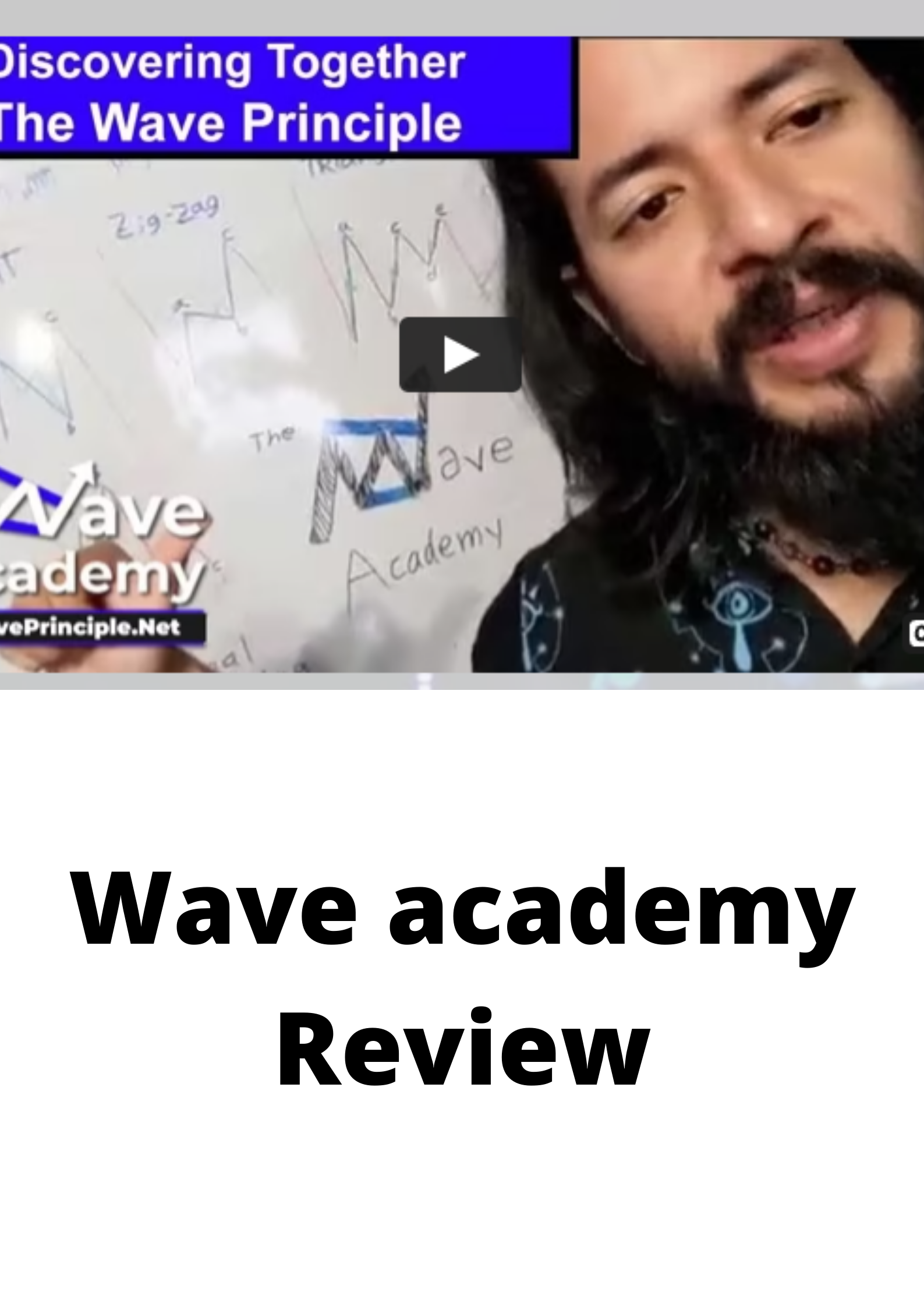 The wave academy Review